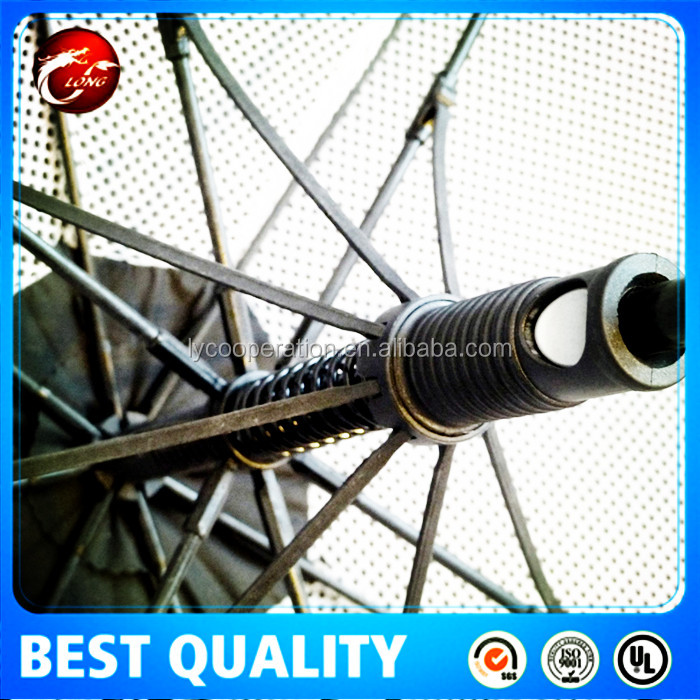 High quality double canopy advertising big strongest windproof Customize golf umbrella