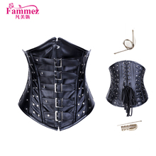 Unique style snake hot women sexy photo steel boned corset for girls