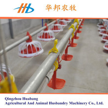 Huabang new design chicken drinking system/poultry automatic drinking ling equipment