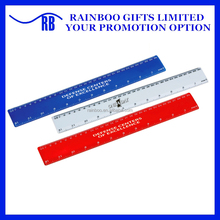 Hot selling top quality promotional 6 Inch/12 inch 30cm plastic ruler for school