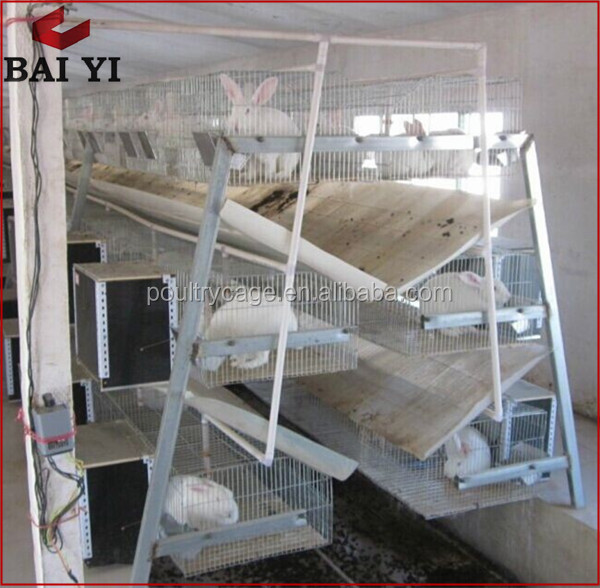 Large Commercial Rabbit Cages For Rabbit Kennel