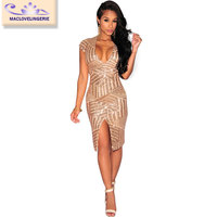 Factory Price High Quality Sexy Bandage Dress