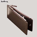Baellerry new Multifunction Man Wallets , Zip agrafe Card Holder Pocket Purse Handbag
