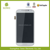 China supplier lcd screen assembly mobile phones display for samsung galaxy s4