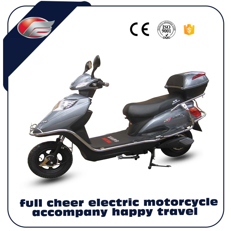 China powerful e-scooter cheap electric motorcycle