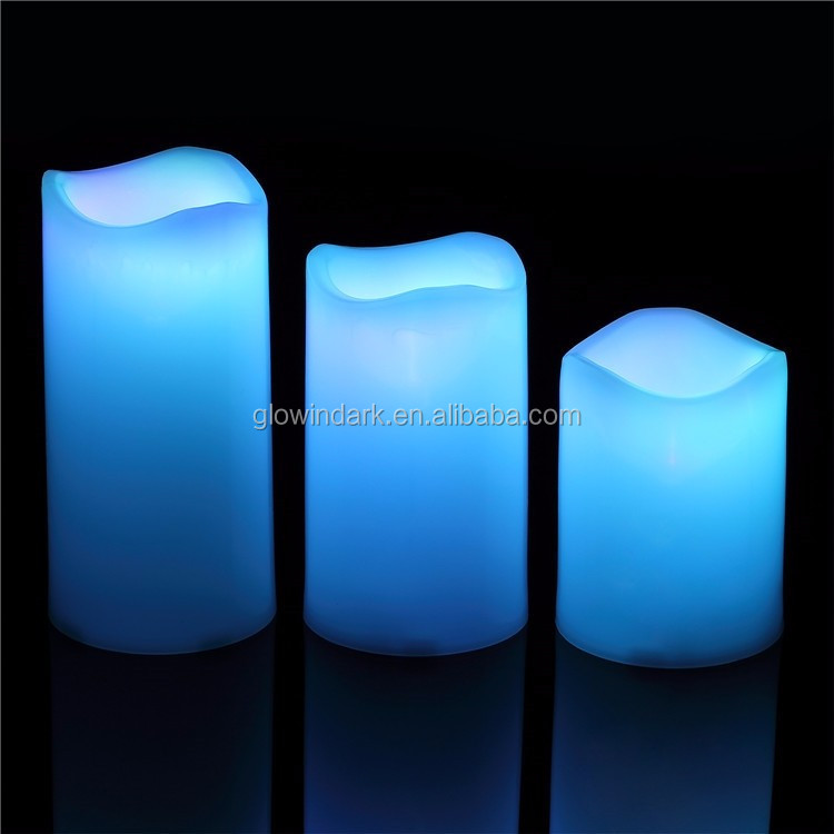 D Battery Paraffin LED Candles Light With Moving Flame Timing Function Remote,led lights candle