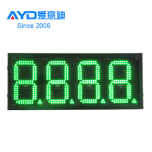 Hot Sale Outdoor Electronic Gas Station LED Price Sign