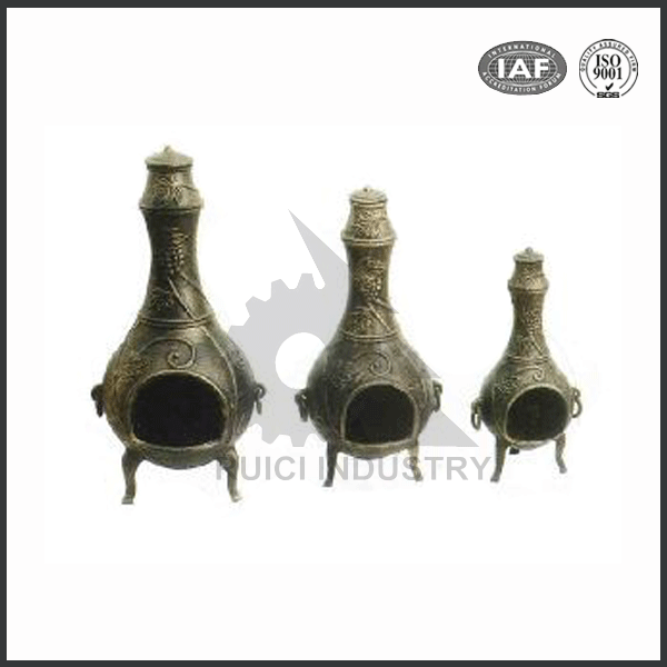 smokeless cast iron wood burning stove fireplaces
