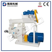 top selling pelleting machine for making wood pellet