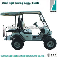 Road legal Street legal electric hunting buggy, EG2020ASZR-01