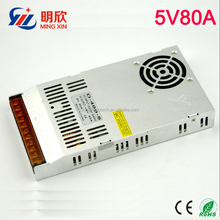 5v 80a slim case led power supply 400w 5v ultrathin switching power supply with 3 years of warranty