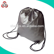 waterproof drawstring backpack bag fashion sport bag