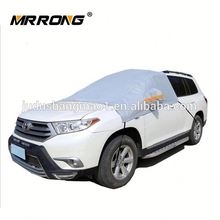car windshield cover protection from sun snow and ice with magnet
