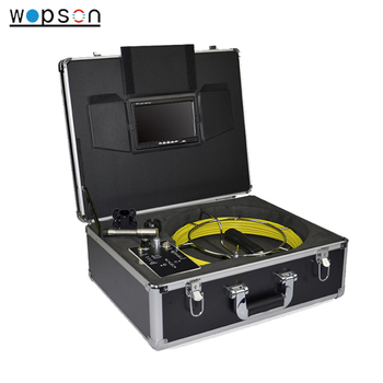 Manufacturer of Pipe Inspection Camera with 30m cable
