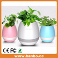 Bluetooth Speaker Smart Music Flowerpot with colorful LED