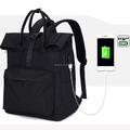 New Products 2018 Innovative Product Backpack High Quality Bag with USB Charge