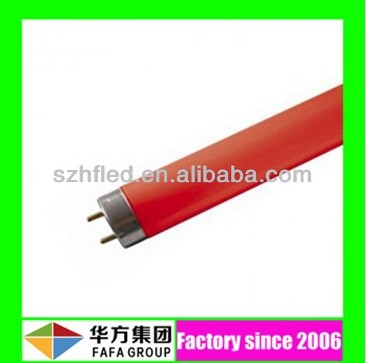 110LM/W high efficiency 600-2400mm 360 degree t8 www red tube com