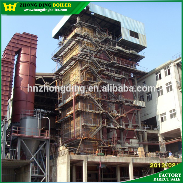 Environment Friendly 16ton coal fired power plant pc boiler epc contractor
