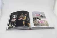 hard cover 4c offset magazine /booking/notebook printing
