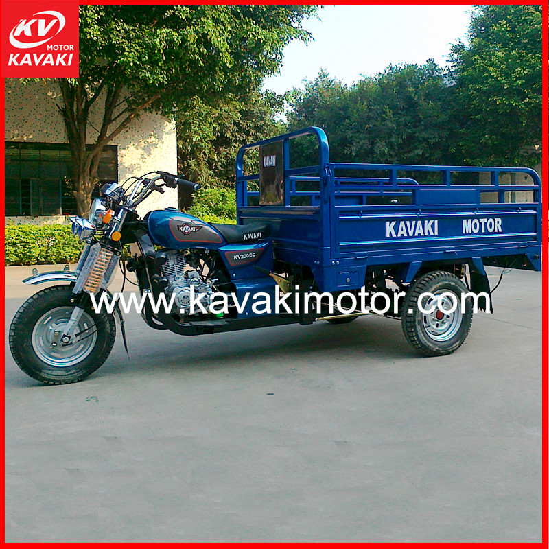 China Wholesale 150CC Gasoline Powered 3 Wheel Trike Scooter For Cargo Hot Sales In Sudan Market