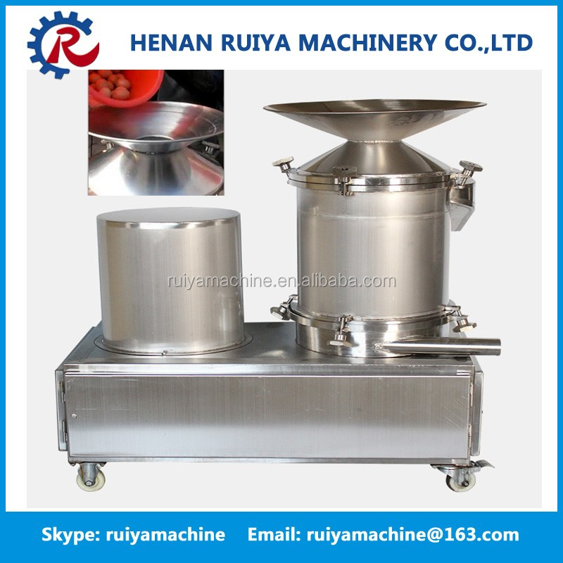 Professional Egg shell egg liquid separator/ Egg breaking machine/ Fresh egg deshelling machine
