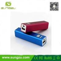 Portable and lightweight, Battery Power Charger suitable for iPod, iPhone, iPad, Tablet, MP3 or USB Charged Devices.