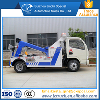 New Arrival Euro 3 small wrecker tow truck for sale wholesale