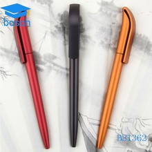 Free school supplies samples multicolor plastic pen customized logo plastic