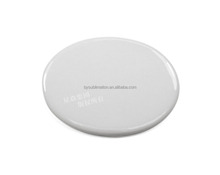 Oval shape sublimation interior Ceramic tile