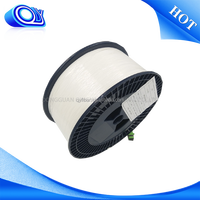 Optic glass bare fiber for communication and data transmission