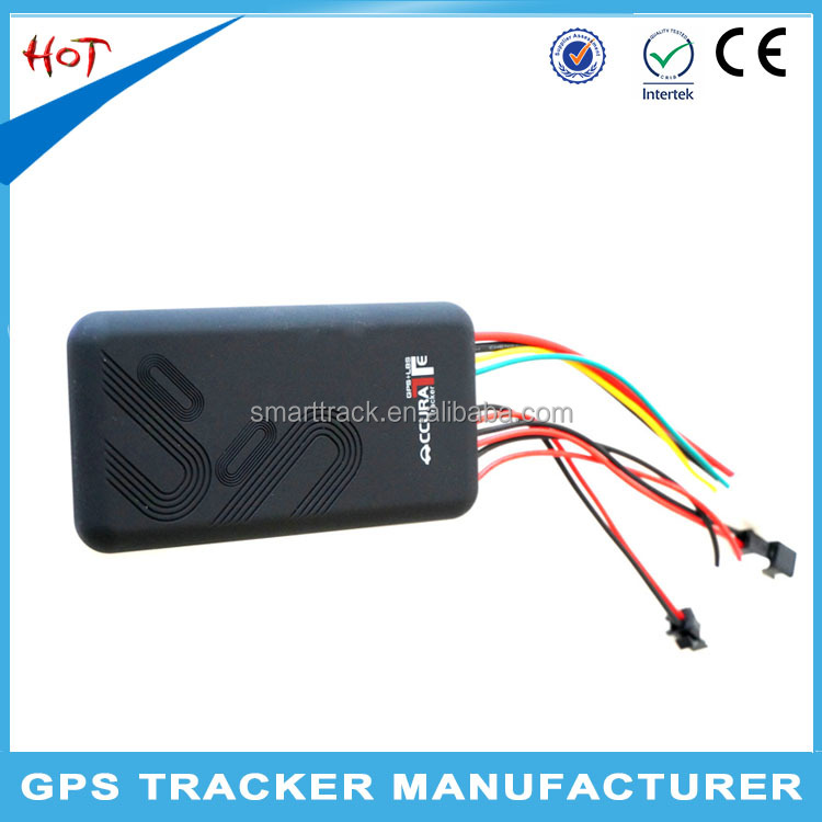 Micro gsm/gprs/sms car vehicle gps tracking device real time controlling gps tracker