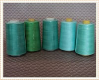 China Manufacturer 100% Spun Polyester Yarn Sewing Thread40s/2 40/2 402 for Socking
