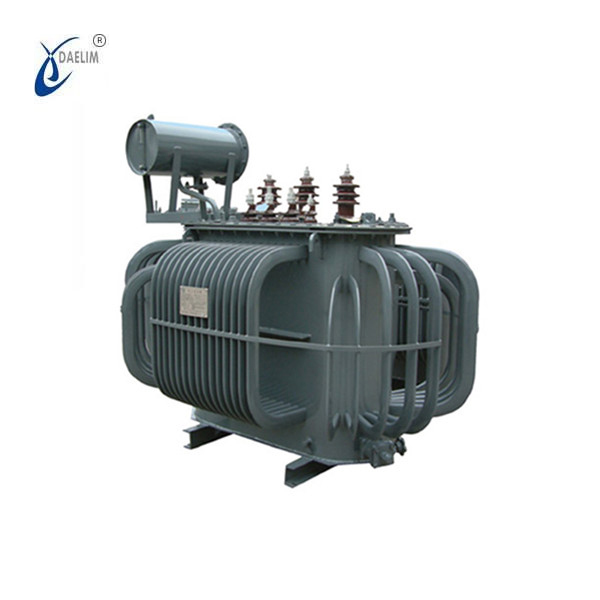 Factory direct supply 3 phase 1250kva 20 kv 380v electric oil transformer