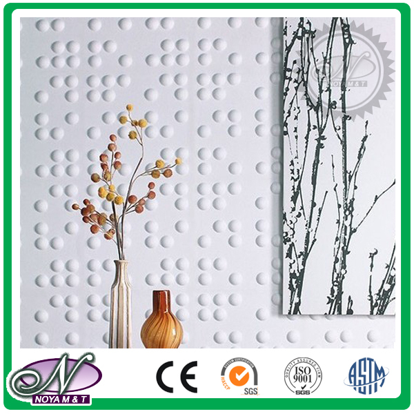 Delicate environmental factory price 3d wall tiles