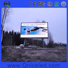 P10 Outdoor LED Billboard/Digital advertising billboard/electronic billboard manufacturer