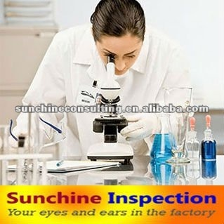 Laboratory testing - Inspection & Factory Audit Services - Quality Assurance