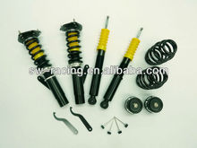 High Performance Adjustable Damper Coilover / Shock Absorber / Suspension kit for VW Golf 5/6