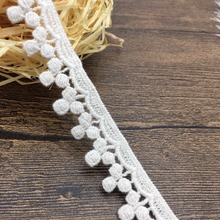 1.9cm fashion canada wholesale crochet lace trim