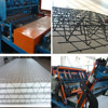 Automatic 3D EPS Panel Welded Steel Truss Machine