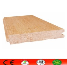 2015 High Density Duable Natural Strand Woven click lock bamboo flooring