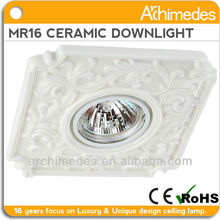 ceramic G5.3 MR16 modern ceiling lights fixture 3w,5w,7w,8w decorative light