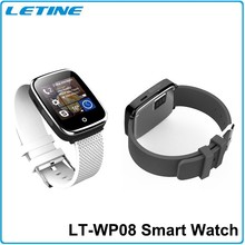 Sport smart watch manufacturer new unique design pedometer GSM wrist smart watch