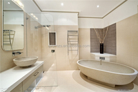 marble pattern wall panel for bathroom
