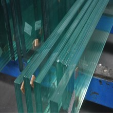 14mm tempered lamined glass price with high quality
