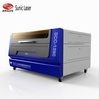 1290 80W/100W/130W/150W Chinese Glass Tube Acrylic Wood Leather Plastic Balsa WoodCO2 Laser Cutter Price