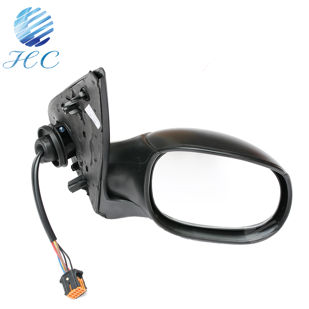 cheap price car side mirror for peugeot 206