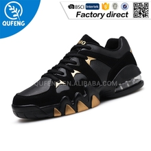 Men leather dress best quality Black 2017 new design shoes basketball shoes <strong>air</strong> style