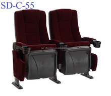 High quality theater hall cinema chairs prices best SD-C-55