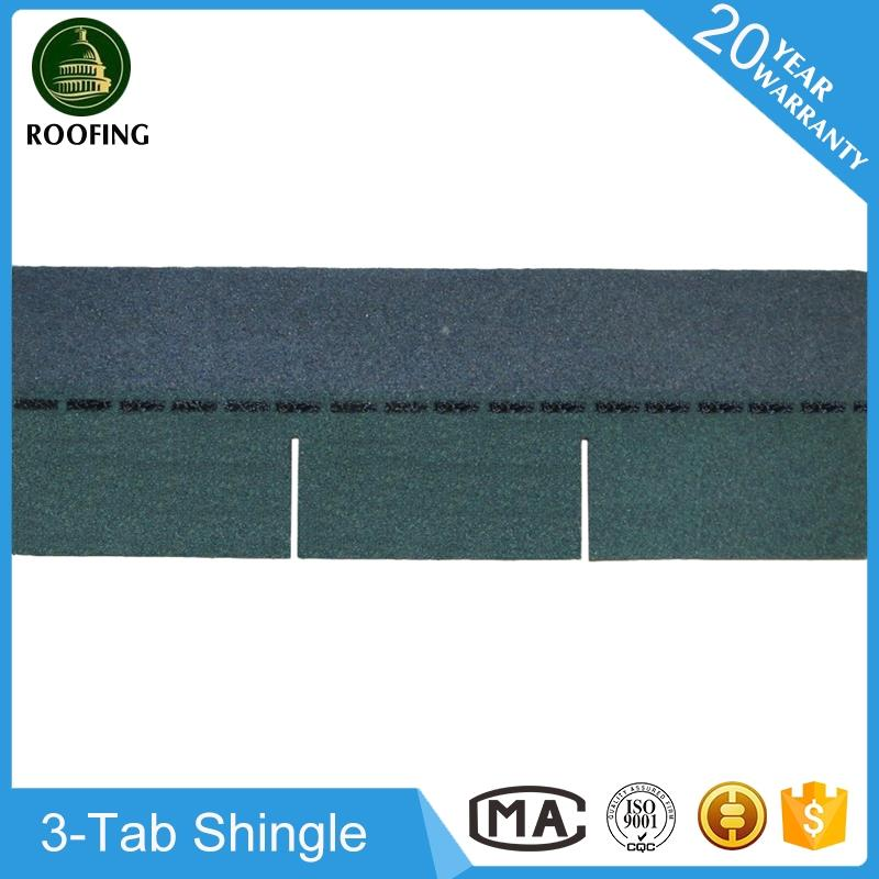 2016 hotsale 3-Tab roofing tiles shingle price,asphalt shingles tiles for wholesales