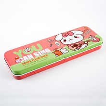 Nice-looking girls school metal stationery gift children promotion pencil case